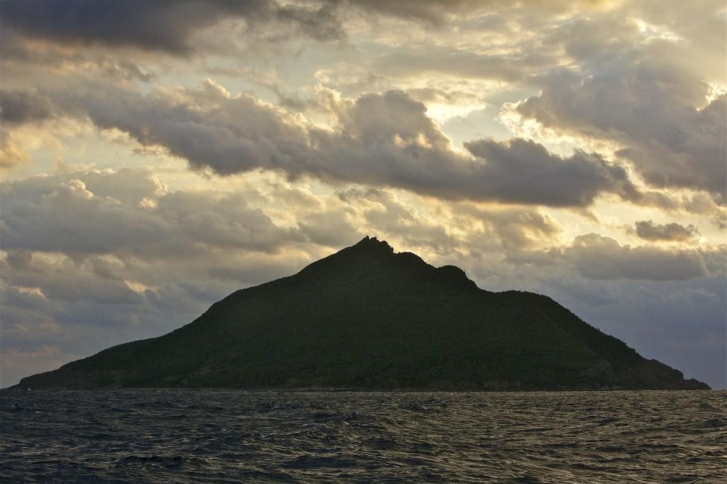 Senkaku Islands October 2, 2012 (Al Jazeera English/Wikimedia Commons)
