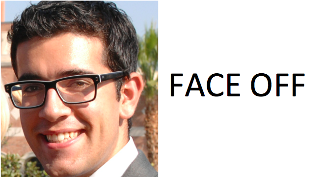"Nathaniel Haas argues against America's War in Afghanistan in this ""Face Off"" edition (Photo by author). Please see J.T. Blakely's ""Face Off"" article for a counter opinion."