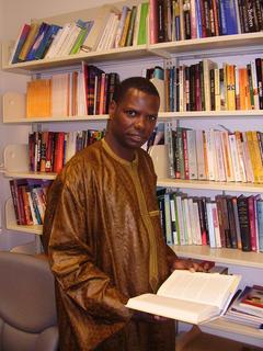 Dr. Cheikh Babou, courtesy of the University of Pennsylvania.