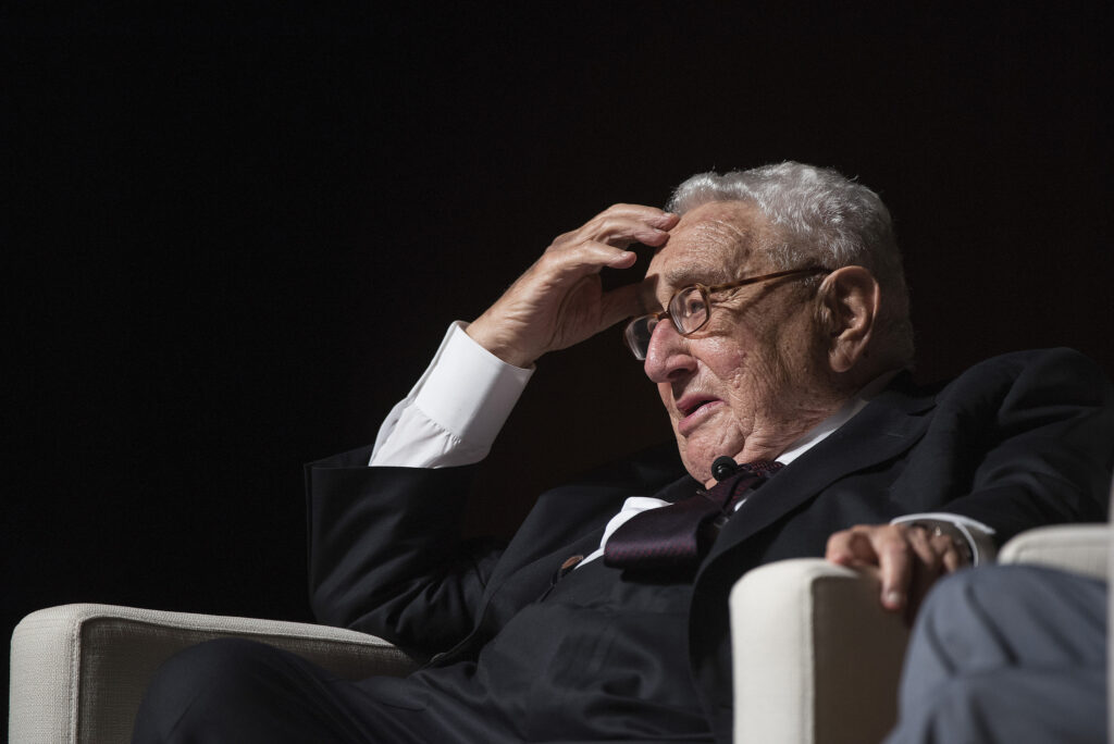 henry kissinger thesis