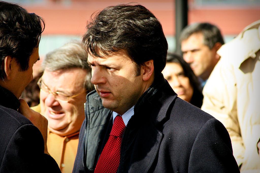 Renzi staked his political career on the referendum. His defeat is a win for populist and anti-immigration forces in Italy (Wikimedia Commons).