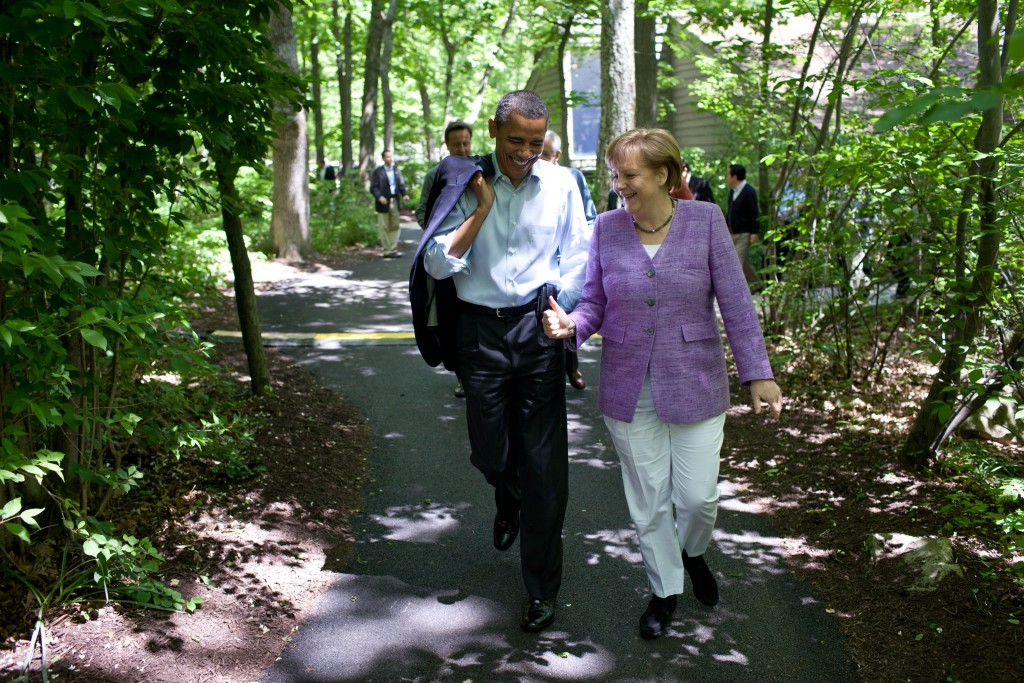 """""""As one leader departs, the other will need to step up""""  (The White House, Flickr)"""