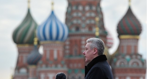 Mayor Sobyanin's Modern Perestroika