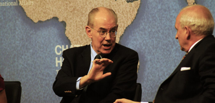 John Mearsheimer: Liberal Dreams and International Realities