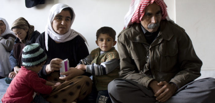 Healing the Invisible Wounds of the Yazidi Women