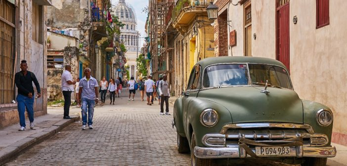 Los Ojos del Gringo: American Tourism in Cuba 2019