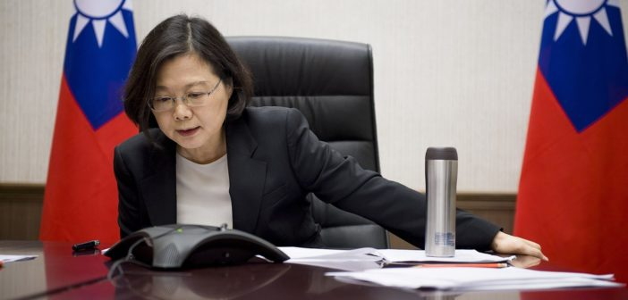 How the Trump administration reshapes US-China-Taiwan relations
