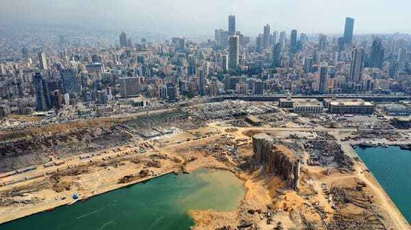 French Colonialism in Lebanon in the Wake of the Beirut Blast