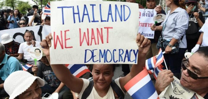 Protests in Thailand: The Youth's Fight Against the Monarchy