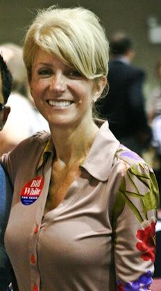 Texas State Senator Wendy Davis. May 28, 2010 (Tracy Nanthavongsa/Wikimedia Commons)