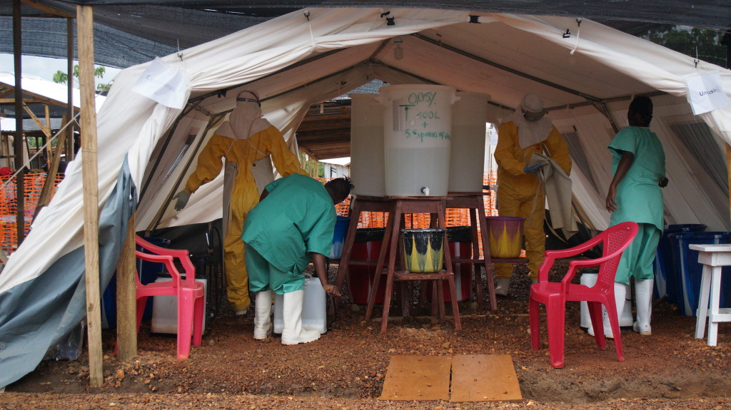 As one of the Ebola epicentres, the district of Kailahun, in eastern Sierra Leone bordering Guinea, was put under quarantine at the beginning of August. April 2, 2013. (EC/ECHO/Cyprien Fabre/Flickr Creative Commons)